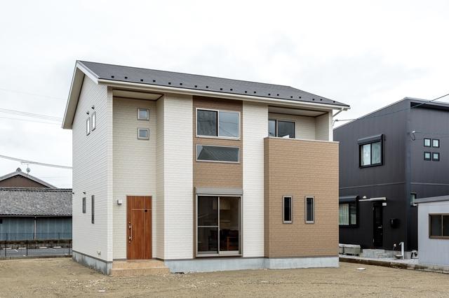 収納充実で暮らしやすい家